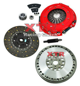 Xtr Stage 2 Clutch Kit Flywheel 86 01 Ford Mustang 5 0l With Tremec Trans 26t