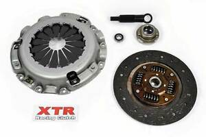 Xtr Racing Organic Clutch Kit 6 1987 1989 Starion Esi r Conquest Tsi 2 6l Turbo