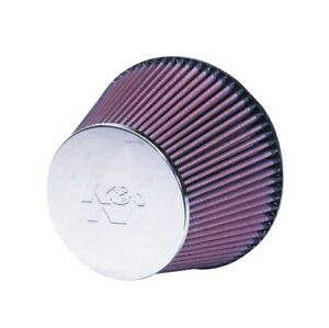 K n Rc 2960 Round Tapered Universal Air Filter Dia F 6 152 Mm