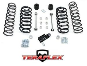 Teraflex 3 Suspension Coil Lift Kit For 1997 2006 Jeep Wrangler Tj 1141300
