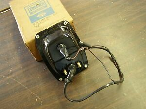 Nos Oem Ford 1967 1972 Large Truck Tail Light Lamp Body Housing 1968 1969 1970