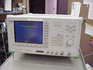 Anritsu Mt8803g Globalstar User Terminal Tested
