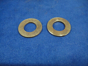 2 X Replacement Circular Saw Blade Bush Spacer 30mm X 16mm X 2mm 30 To 16