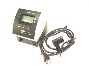 Weller Wd Wd1m Digital Soldering Station Control Unit 85w W Power Cord Tested