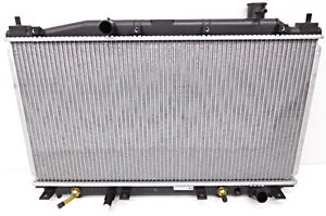 Aftermarket Tyc Radiator Condenser For Honda Civic Sedan Hybrid Missing Cap