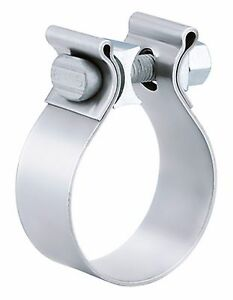 Accuseal As50 5 Stainless Exhaust Band Clamps