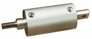 Speedaire 2 Bore Dia With 23 Stroke Anodized Aluminum Basic Mounted Air