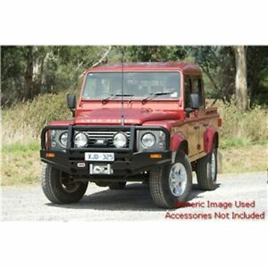 Arb 3432300 Deluxe Bull Bar Fits 1985 on Land Rover Defender 90 110 130
