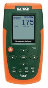 Extech Temperature Calibrator To2498 Degrees F Prc20