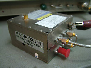 Rf Signal Source Pll 4 5ghz 4500mhz 18dbm Cti Pdro 4322 Fully Tested