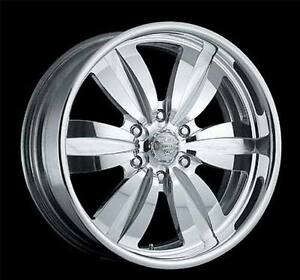 20x8 5 Centerline Forged Aluminum Wheels Lexi 3 Style 1 Only 6 5 5