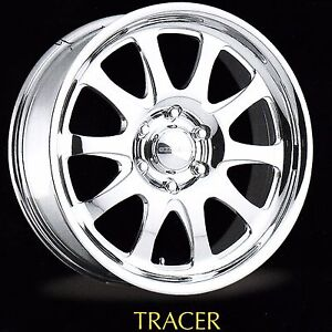 20x8 Centerline Forged Aluminum Wheels Tracer Style 3 Only 5 135mm Bc