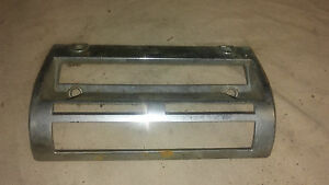 1957 57 Lincoln Premiere Capri Town Country Wonder Bar Am Radio Face Plate