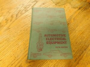 1960 S Automotive Electrical Equipment Wiring Electronics Shop Service Manual