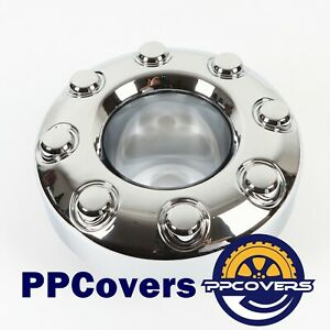 Fit For 05 18 Ford F350 Super Duty Dually Front 4x4 Open Wheel Center Hub Cap