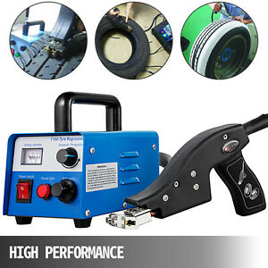 400w Truck Tire Grooving Blades Groover Iron Re Groover Precise Grooving Iron