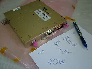 Rf Power Amplifier 1 8 2ghz 10w 40db 40dbm Lpa 4047 14