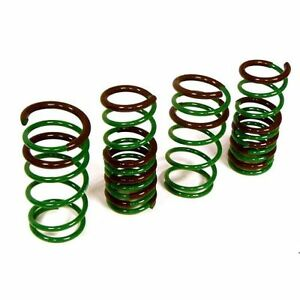 Tein Skhd6 aub00 S tech Lowering Springs Fits 2015 Acura Tlx 2013 Honda Accord