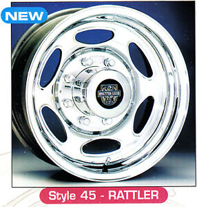 16x9 5 Centerline Forged Aluminum Wheels Rattler Style 2 Only 8 170 Bargain