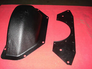 1949 Dodge Truck Bell Housing Flywheel Access Covers 2