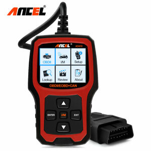 Ancel Ad410 Obd2 Can Scanner Check Engine Light Code Reader Diagnostic Scan Tool