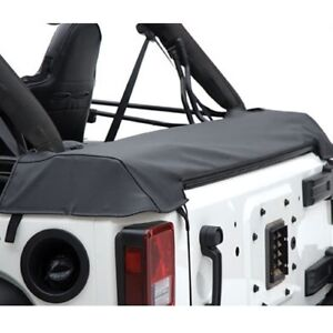 Smittybilt 600135 Soft Top Storage Boot For 2007 2015 Jeep Jk Wrangler 2 door