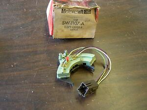 Nos Oem Ford 1972 1973 Galaxie Lincoln Neutral Safety Backup Light Switch