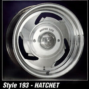 17x8 Centerline Forged Aluminum Wheels Hatchet Style 1 Only 5 5 5 5 5 0