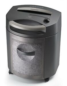 Royal Shredder 29199r 14 sheet With Credit Cards And Staples Removable Basket