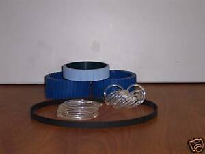 New Oti Belt Kit Replaces Streamfeeder Belt Kit Reliant 1500 Blue Urethane