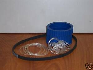 New Oti Belt Kit Replaces Streamfeeder Belt Kit Model 1 Blue Urethane