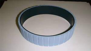 New Oti Part Replaces Streamfeeder Gum Grooved 1 x 14 Belt Part 44759062