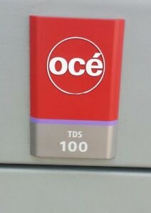 Oce Tds 100 Large Format Plain Copier Free Shipping