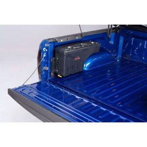 Undercover Sc201d Swingcase Truck Bed Tool Box For 2005 2014 Ford F 150 Lh Side