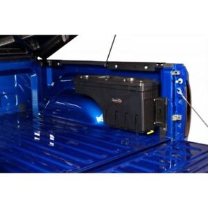 Undercover Sc101p Swingcase Truck Bed Tool Box For Silverado 2500 Right Side