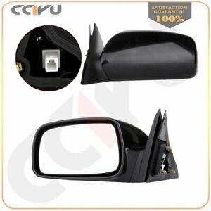 Power Side View Mirror Lh Rh Mirrors For 2007 2008 2009 2010 2011 Toyota Camry
