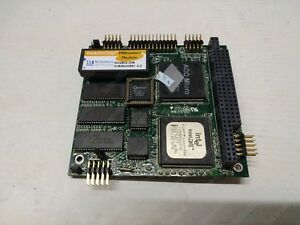 1pc Used Acs 4003 Pc 104 Embedded Computer Motherboard Dx4 100 486 Motherboard