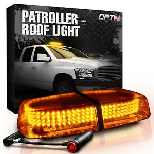 Amber Roof Top Marker Led Light For Snow Plow Work Truck Construction Vehicle