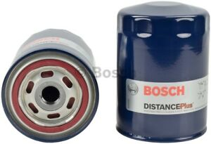 Engine Oil Filter distance Plus Oil Filter Bosch D3500