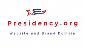 Presidency org Website Domain Great For A President Or The 2024 Election