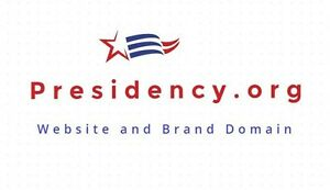 Presidency org Website Domain Great For A President Or The 2020 Election