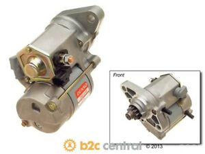 Denso Remanufactured Starter Fits 1993 1997 Toyota Land Cruiser Fbs