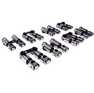 Comp Cams 894 16 Endure x Roller Lifters Solid Chevy Sb Set Of 16