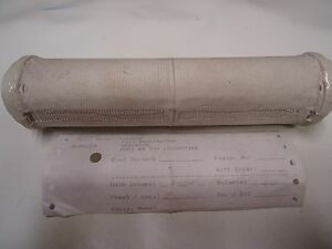Ge 2793957 Ceramic Wire Wound Resistor For Ge 80 Ton Locomotive new