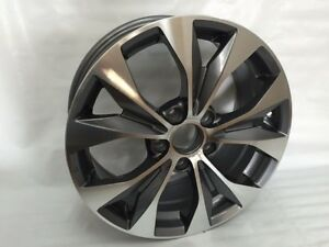 18 Civic Si Style Wheels Rims Fits Honda Crosstour Civic Accord Crv Element