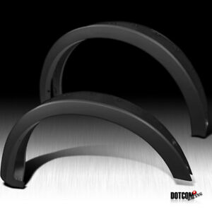 2004 2008 Ford F150 Styleside Pickup Black Factory Oe Style Fender Flares 4pc