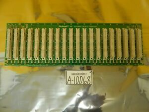 Schroff 23000 020 Vme Systembus 20 slot Backplane Pcb Tel P 8 Used Working