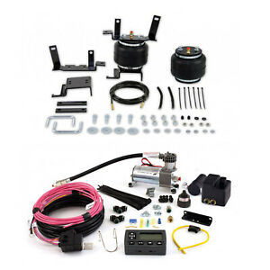 Air Lift Control Air Spring Wireless Air Compressor Kit For 00 05 Excursion