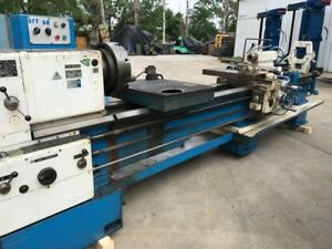 25 x120 cc Tos Engine Lathe 1980 In mm 3 Hole