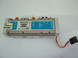 Tektronix Harmonic Mixer Assembly 119 1640 00 For 492